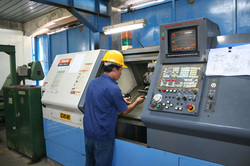 CNC Mechanical Engineering